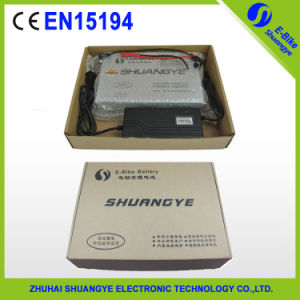 Shuangye 48V 8ah Lithium Battery pictures & photos