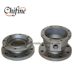 China High Quality Investment Casting Valve Components pictures & photos