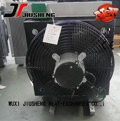Vacuum Brazed Aluminum Hydraulic Oil Cooler for Excavator