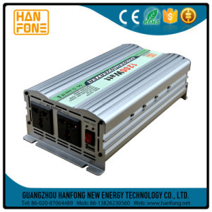 Anti-Reverse Connection 1200W Power Inverter for Home Solar System pictures & photos