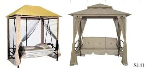 Gazebo Swing Chair and Bed (S140. S141)