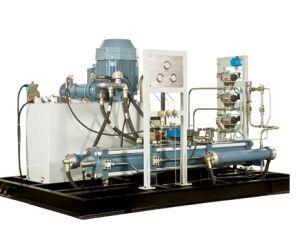 CNG Compressor for Daughter Gas Filling Station for Vehicles