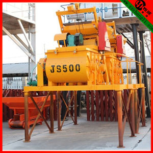 Self Loading Mobile Concrete Mixer for Sale pictures & photos