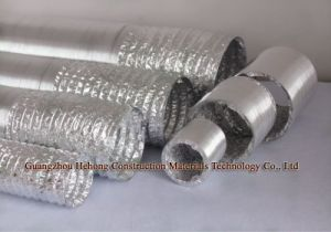 Exhausting Aluminium Flexible Duct & Hose pictures & photos