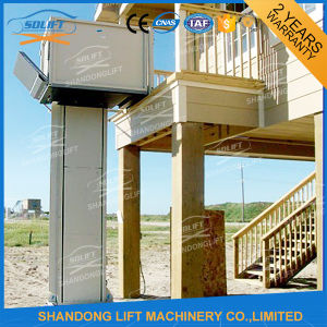 Indoor Hydraulic Chair Lift for Disabled pictures & photos