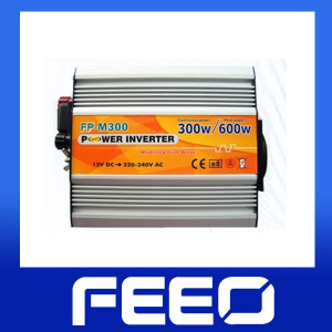 Householod Pure Sine Wave DC to AC 300W Solar Inverter pictures & photos
