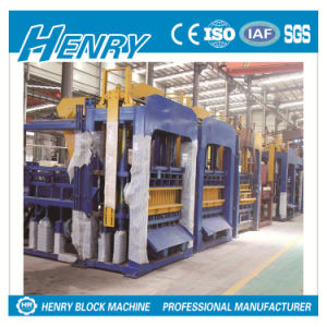 Qt10-15 Block Making Machines in Dubai High Capacity Curbstone Block Machine pictures & photos