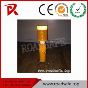 Traffic Sign Solar LED Warning Traffic Cone Lamp/Traffic Cone pictures & photos