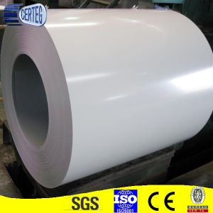 Hot DIP Galvanized Steel Coil with White Color (CTG A057) pictures & photos