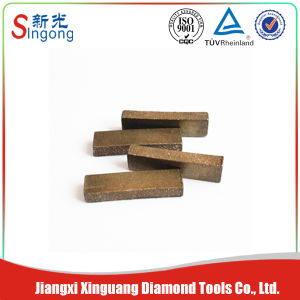 High Quality Diamond Segments for Cutting Lavastone pictures & photos