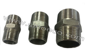 Stainless Steel Hexagon Nipples, Thread Fittings, Accessorties pictures & photos