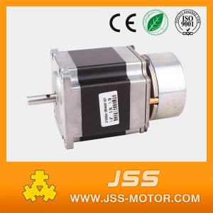 NEMA 23 Hybrid Stepper Motor with Brake pictures & photos