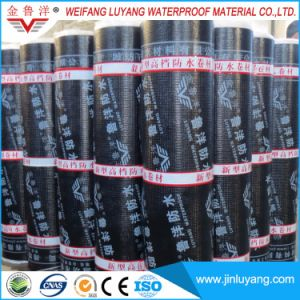 Manufacturer Supply Self Adhesive Bitumen Waterproof Membrane for Metal Roof pictures & photos