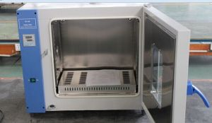 Ce Horizontal Constant-Temperature Drying Oven Industrial Oven 71L Stainless Steel pictures & photos