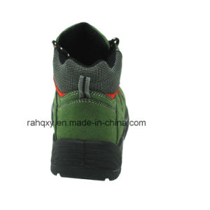 New Design Full Micro Fiber Safety Shoes (HQ05068) pictures & photos