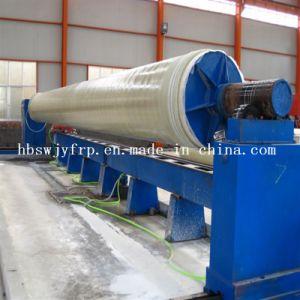 Fiberglass Continuous Filament Winding Machines GRP Pipe pictures & photos