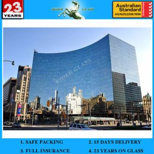 1.3-19mm Frameless Glass with AS/NZS2208:1996 pictures & photos
