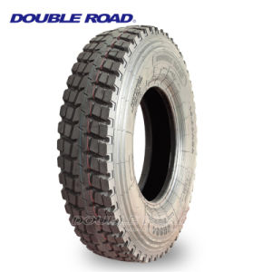 Tire Factory Export Doubleraod Radial Truck Tire 750r16 in China pictures & photos