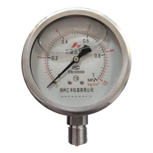 Stainless Steel Pressure Gauge pictures & photos