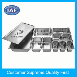 Custom Long Life 1/2 Steam Table Pan Metal Stamping Mold pictures & photos