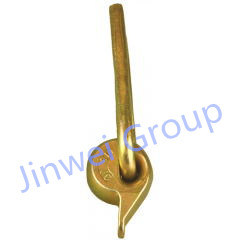 Concrete Panel Lifter Hardware Ring Clutch (1.3t, Painting, galvanized) pictures & photos
