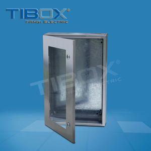 Stainless Steel Box with Glazed Door pictures & photos