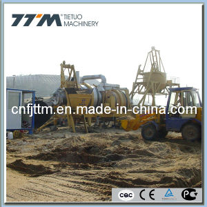 30tph Mobile Asphalt Drum Mixing Plant, China Professional Supplier pictures & photos