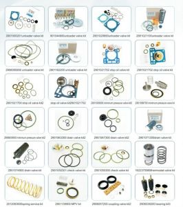 Compressor Spare Parts Maintenance Kit Atlas Copco Service Kits pictures & photos