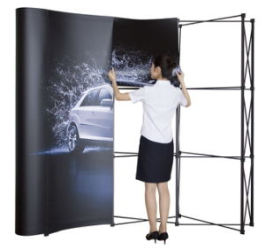 Exhibition Display Stand Pop up V1 pictures & photos