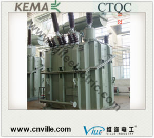 16mva 35kv Arc Furnace Transformer pictures & photos