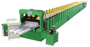 Floor Deck Roll Forming Machine (XH720) pictures & photos