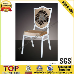 New Classy Stacking Aluminium Banquet Chair pictures & photos