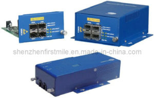 Gigabit Ethernet Fiber Optic Media Converter Onaccess 2004 pictures & photos