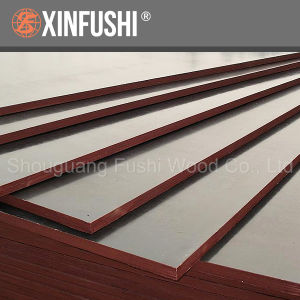 18mm Thick Black/Brown Film Faced Waterproof Construction Plywood/Film Faced Plywood/Shuttering Plywood Sheet Prices pictures & photos