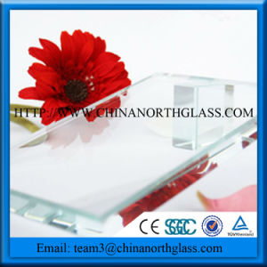 2134 * 3660 Colorless Crystal Low Iron Float Glass pictures & photos