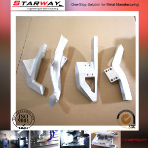 5 Axis CNC Machining Parts CNC Milling Aluminum Parts pictures & photos