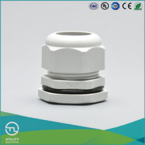 Utl High Quality IP68 Waterproof Plastic Cable Gland Pg29 pictures & photos