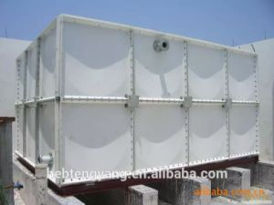 GRP Tank High Strength Saving Hot/Cold Water FRP Box pictures & photos