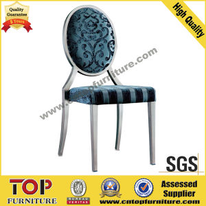 Hotel Antique Restaurant Round Back Metal Dining Chair pictures & photos