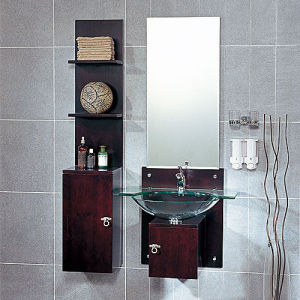 Silver Mirror for Bathroom and Furniture pictures & photos