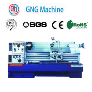 Precision High Speed Heavy Metal Hobby Lathe pictures & photos