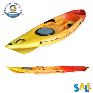 390cm 33kg Single Sit-on-Top Fishing Kayak