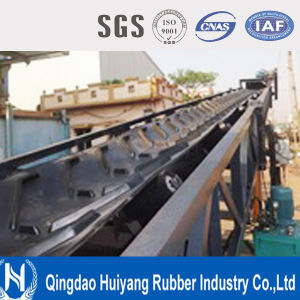 Fire/Flame-Resistant Steel Cord Coal Metallurgy Mining Rubber Conveyor Belting pictures & photos