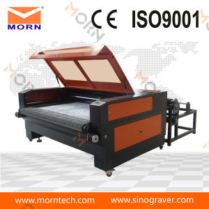 1600*1000mm Auto Feeding Fabric / Textile Laser Cutting Engraving Machine pictures & photos