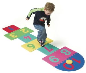 Rubber EVA Puzzle Sheet Floor Mat Carpet with ABC for Underlay pictures & photos