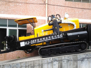 Horizontal Directional Drilling Machine (HJ-25T) for Pipe Laying