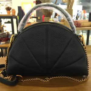 Europe Style Designed Genuine Leather Sling Woman Handbags Shell Bag 9587 pictures & photos