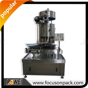 Automatic Screw Cap Bottle Rotary Capping Machine pictures & photos