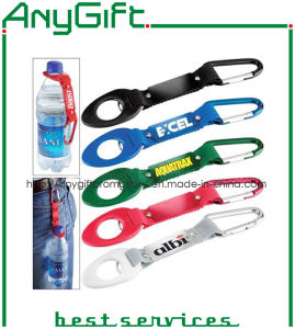 Carabiner with Lanyard with Customized Color (LAG-KC-05) pictures & photos
