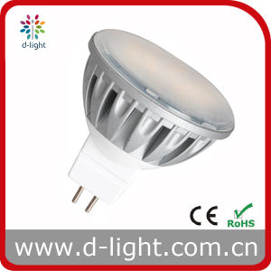 High Brightness LED MR16 LED Spotlight Aluminum SMD Spot Light
